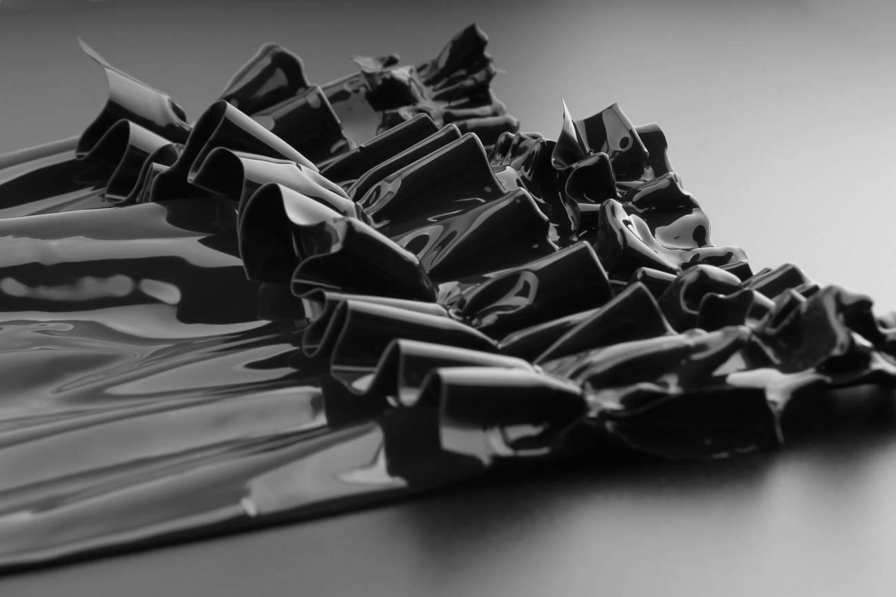 Surface - Texture - Fronces laquées enduction - Invenio Flory