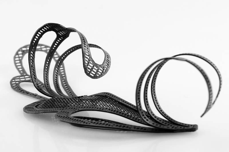 Volume - Structure - Structure imprimée en 3D - Invenio Flory