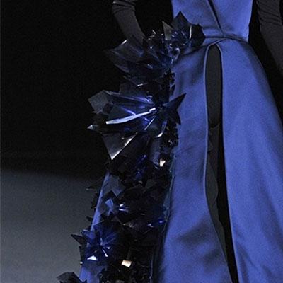 Invenio Flory - Crystal- Stéphane Rolland - 2013 - Mode