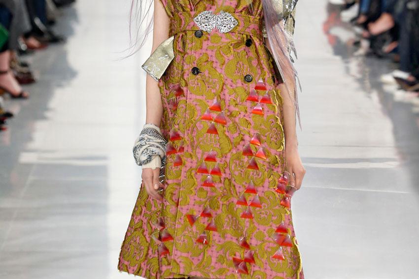 Invenio Flory - Feuilletage futuriste -Margiela - 2016- Mode