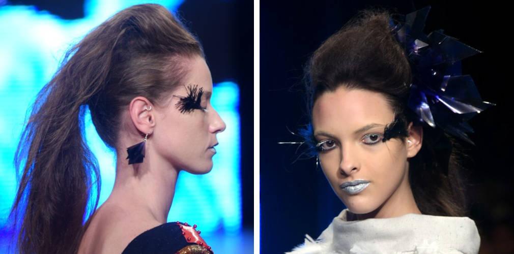 Création d'accessoires pour Lizzi – Dragão Fashion Brasil 2015