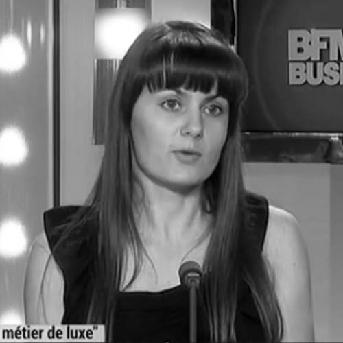 Flory Brisset plateau BFM Business - Paris est à vous