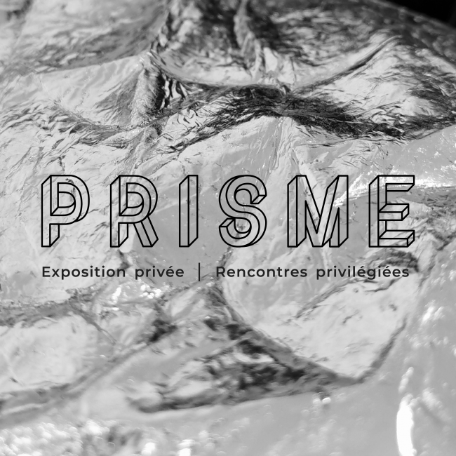 Invenio Flory - PRISME- Exposition privée, Rencontres privilégiées