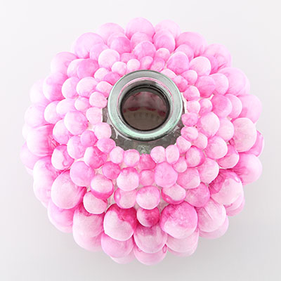Invenio Flory -Bubble Vase - Métiers Rares- 2020 - Crédit Photo Invenio Flory